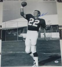Burt Reynolds Signed The Longest Yard Original '74 Movie 16x20 Photo PSA/DNA COA