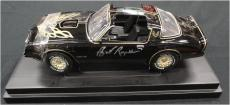 Burt Reynolds Smokey and the Bandit Signed Autographed 1:18 Diecast Car w/ Proof