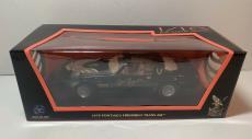 Burt Reynolds Smokey Bandit 2 Signed Autographed 1:18 Diecast Car PSA Certified