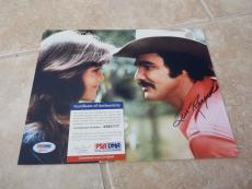 Burt Reynolds Smokey & The Bandit Signed Autographed 8x10 Photo PSA Certified #5