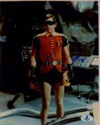 Burt Ward Robin Batman Bas Beckett Authentication Signed 8x10 Photo Autograph