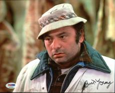Burt Young Rocky Signed 8X10 Photo Autographed PSA/DNA #AA43653