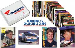 Jeff Burton Collectible Lot of 15 NASCAR Trading Cards