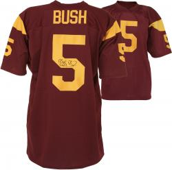 Reggie Bush Autographed Jersey - Mounted Memories