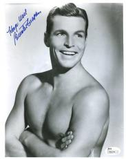 Buster Crabbe Vintage Jsa Authenticated Signed 8x10 Photo Autograph