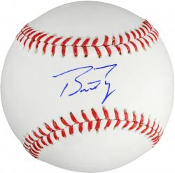 Buster Posey San Francisco Giants Autographed Baseball