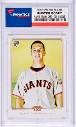 Buster Posey San Francisco Giants 2010 Topps T206 Rookie #193 Card