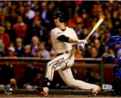 """Buster Posey San Francisco Giants Autographed 8"""" x 10"""" Photograph"""