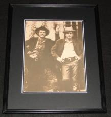 Butch Cassidy & The Sundance Kid Framed 11x14 Photo Poster Paul Newman R Redford