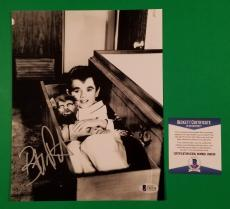 "Butch Patrick As Eddie Munster Signed 8""x10"" Photo Beckett Authenticated Bas Coa"