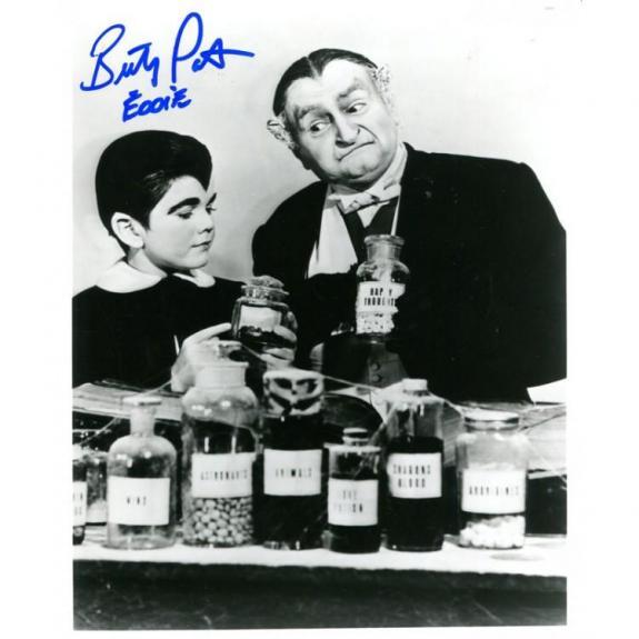 Butch Patrick Autographed 8x10 Photo