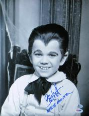 Butch Patrick Signed Autographed 11X14 Photo The Munsters Eddie Beckett PSA