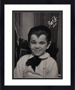 "Butch Patrick Signed Munsters 16x20 Photo ""Eddie"" PSA AC45539"