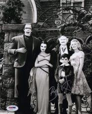 "Butch Patrick Signed Munsters 8x10 Photo ""Eddie"" PSA/DNA # AC45711"