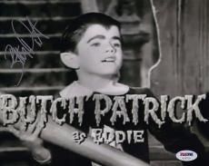 Butch Patrick Signed Munsters 8x10 Photo - PSA AC45720