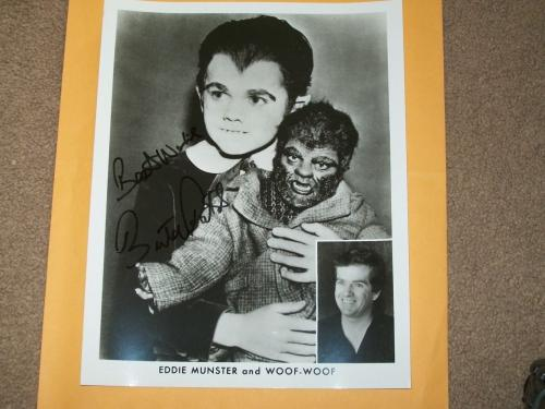Butch Patrick-signed photo-18 bb - JSA COA