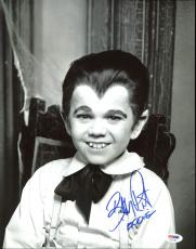 "Butch Patrick The Munsters ""Eddie"" Signed 11X14 Photo PSA/DNA"