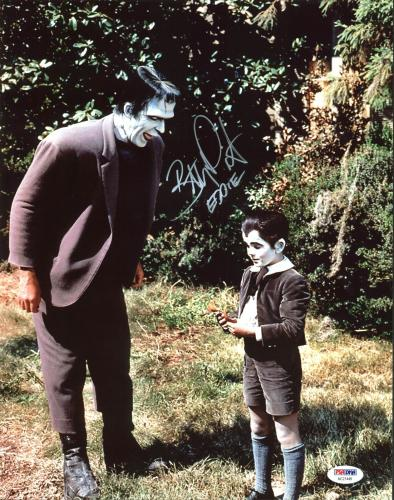 "Butch Patrick The Munsters ""Eddie"" Signed 11X14 Photo PSA/DNA #AC21449"