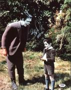 """Butch Patrick The Munsters """"Eddie"""" Signed 11X14 Photo PSA/DNA #AC21449"""