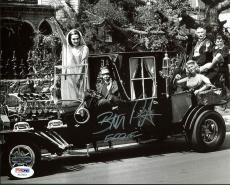 "Butch Patrick The Munsters ""Eddie"" Signed 8X10 Photo PSA/DNA #AC21413"