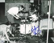 "BUTCH VIG Signed Autographed Nirvana ""NEVERMIND"" 11x14 Photo BECKETT BAS #C34897"