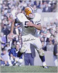 "Dick Butkus Illinois Fighting Illini Autographed 16"" x 20"" Photograph - Mounted Memories"