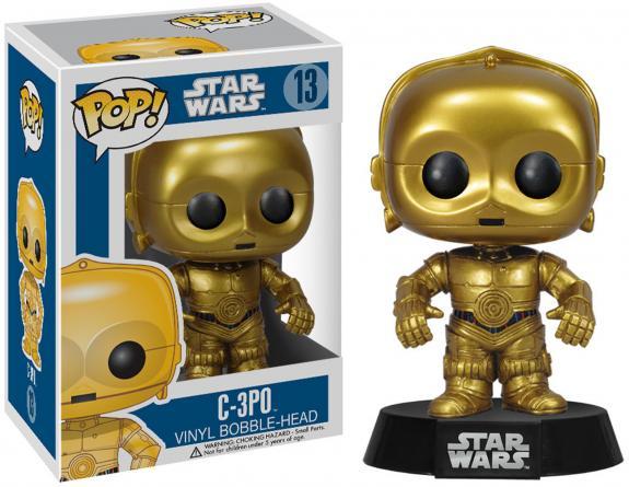 C3PO Star Wars #13 Funko Pop!