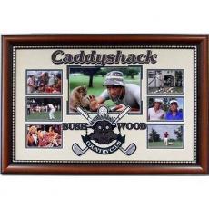Caddyshack Movie Photo Collage Framed