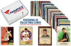 Matt Cain-San Francisco Giants- Collectible Lot of 20 MLB Trading Cards - Mounted Memories