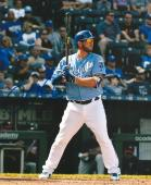 CAM GALLAGHER signed 8x10 photo KANSAS CITY ROYALS W/COA