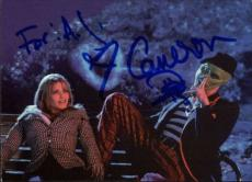 Cameron Diaz Actress The Mask Signed Trading Card 1994 Cardz #81 Id #31970