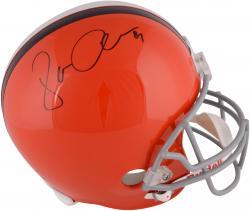 Jordan Cameron Cleveland Browns Autographed Riddell Replica Helmet