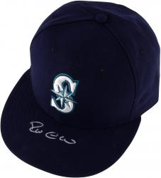 CANO, ROBINSON AUTO (MARINERS) CAP - Mounted Memories