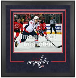 "Washington Capitals Deluxe 16"" x 20"" Horizontal Photograph Frame - Mounted Memories"
