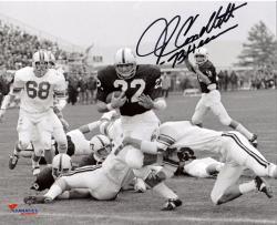 John Cappelletti Autographed Penn State 8x10 Photo - 73 Heisman