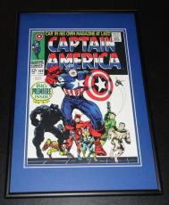 Captain America #100 Framed 10x14 Cover Poster Official Repro