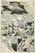 """Captain Marvel #8 1962 Page 2 Comic Art By Don Heck 10""""x15"""