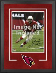 Arizona Cardinals Deluxe 16'' x 20'' Vertical Photograph Frame with Team Logo - Mounted Memories