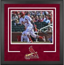 "St. Louis Cardinals Deluxe 16"" x 20"" Horizontal Photograph Frame"