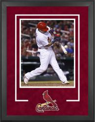 "St. Louis Cardinals Deluxe 16"" x 20"" Vertical Photograph Frame"
