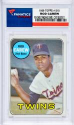 CAREW, ROD (1969 TOPPS # 510) CARD - Mounted Memories
