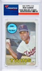 Rod Carew Minnesota Twins 1969 Topps #510 Card