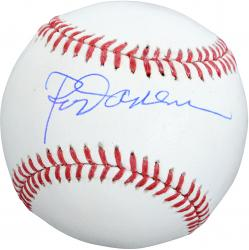 Rod Carew Autographed Baseball