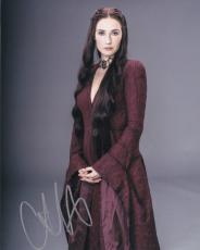Carice Van Houten Signed 8x10 Photo Game Of Thrones Authentic Autograph Coa D