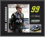 "Carl Edwards 10"" x 13"" Sublimated Plaque"