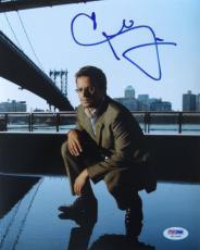 Carmine Giovinazzo Signed CSI Authentic Autographed 8x10 Photo (PSA/DNA) #H15669