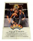 Carny One Sheet Theatrical Movie Poster 27x41 ^ Gary Busey Jodie Foster