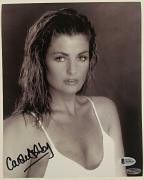 CAROLE ASHBY Signed 8x10 Photo #3 Octopussy James Bond Girl 007 Beckett BAS coa