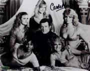 Carole Ashby Signed 8x10 Photo Octopussy James Bond Girl 007 OC Dugout Holo OC4