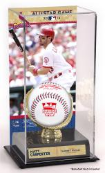 Matt Carpenter St. Louis Cardinals 2014 MLB All-Star Game Gold Glove Display Case